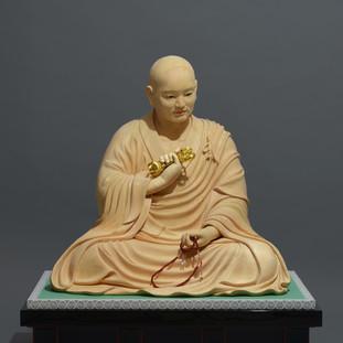 弘法大師坐像