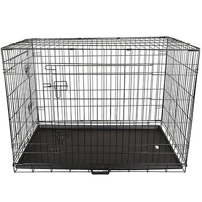 Collapsible Metal Wire Dog Crate