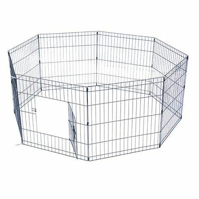 Metal/Wire Play Pen