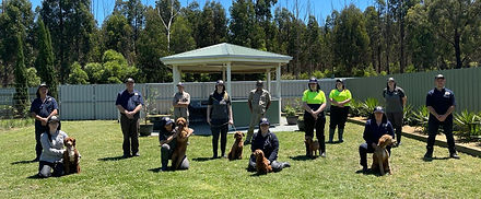 Puppies Downunder Team