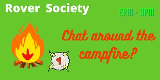Rover Soc: campfire