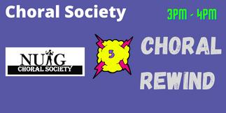Choral Soc: Choral Rewind