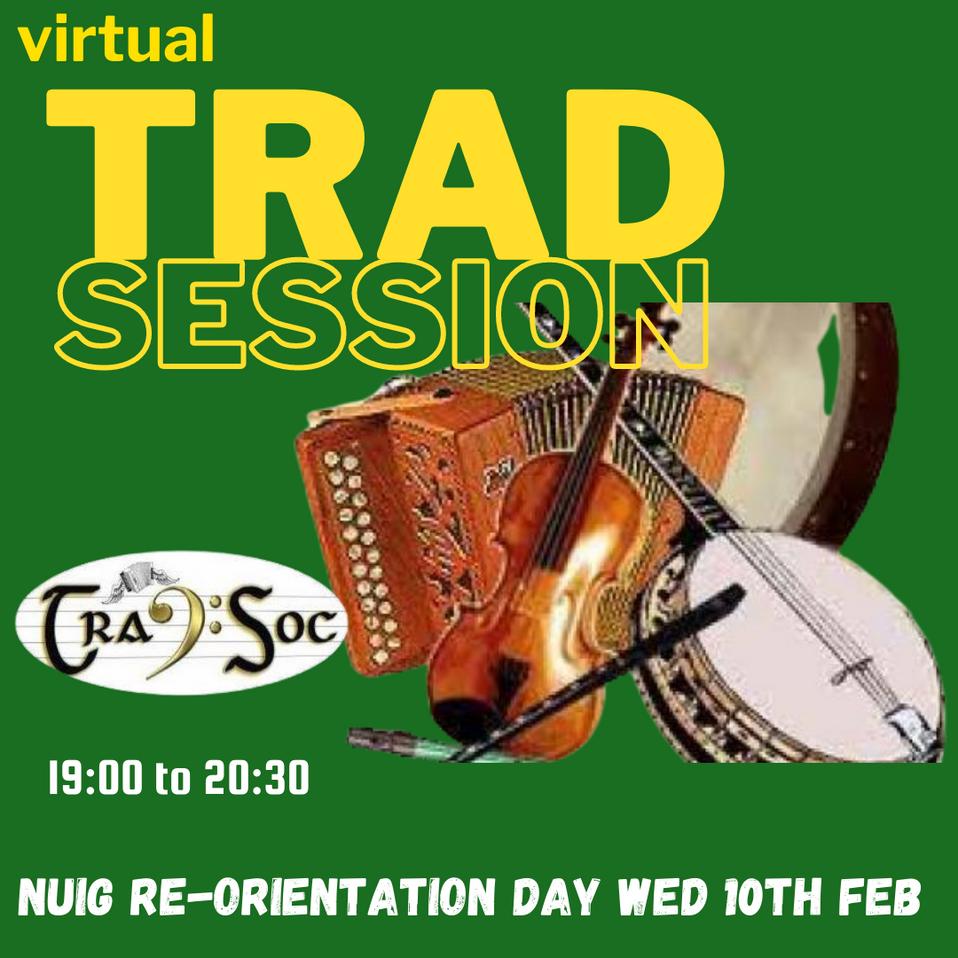 Trad: Virtual Session