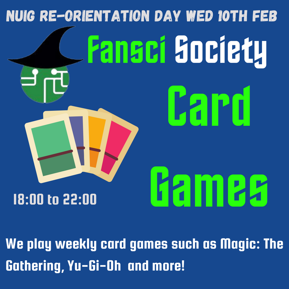 FanSci: Card Games
