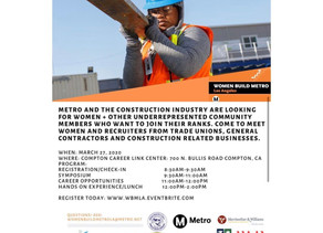 Women Build Metro Hiring Event