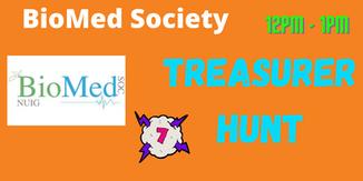 Biomed Soc: Treasure Hunt