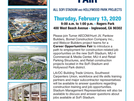 Career Opportunities Fair 2/13/2020