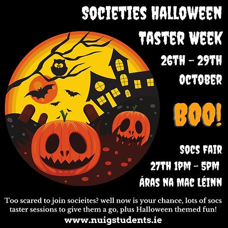 Societies Halloween Taster Week.png