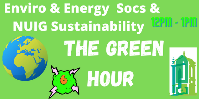 Sustainability: Green Hour