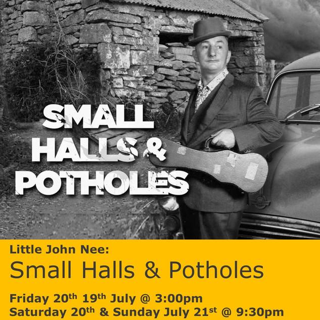 Small Holes and Potholes