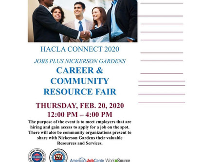 HACLA Connect 2020