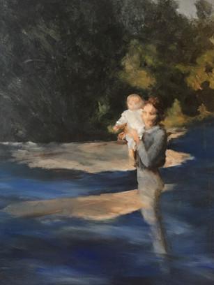 River Rising, Darcent family story.
