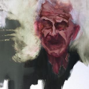 Gogo ( Estragon ) Portrait series Waiting for Godot by Samuel Beckett.