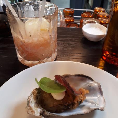 Destination Dining: The Carpetbag Fried Oyster at Culprit