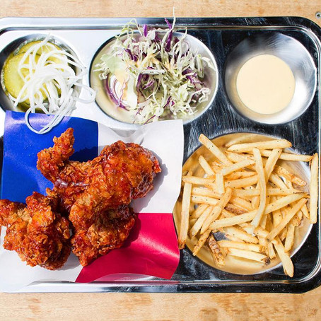 Destination Dining: The Chicken Lunchbox at Simon and Lee