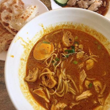 Destination Dining: The Chicken Laksa at Selera