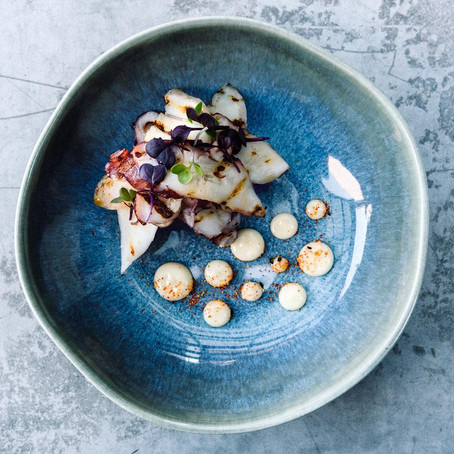 Destination Dining: The Grilled Octopus at Azabu