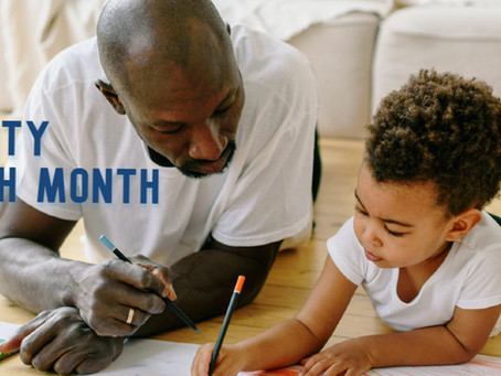 July is Minority Mental Health Month - RESOURCES