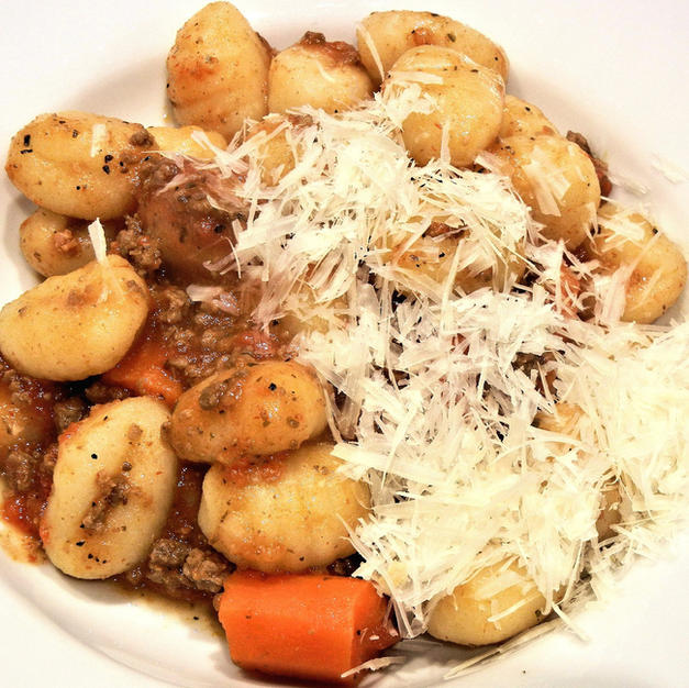 Gnocchi Ragu from scratch - February 25th - SOLD OUT