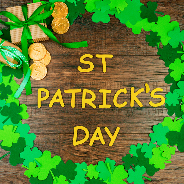 St Patrick's day - March 17th