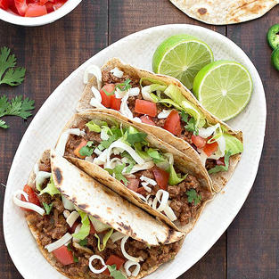 Tacos from scratch - November 10th - 2 Seats left