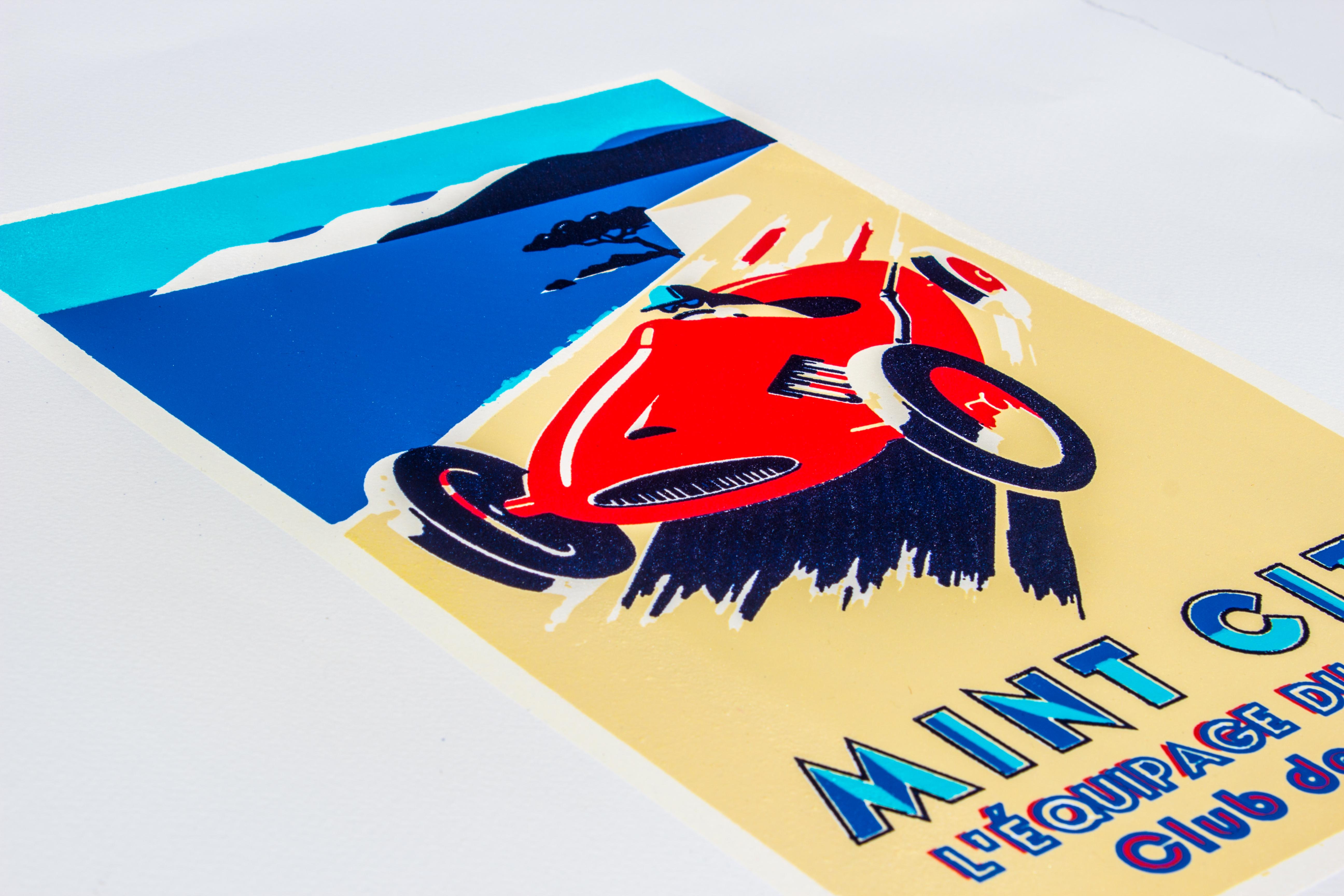 Club de Bolide Poster