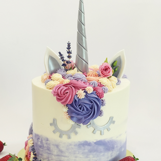 Cake Design Unicorn - June 22