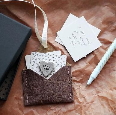 Little Love Letter Pouch
