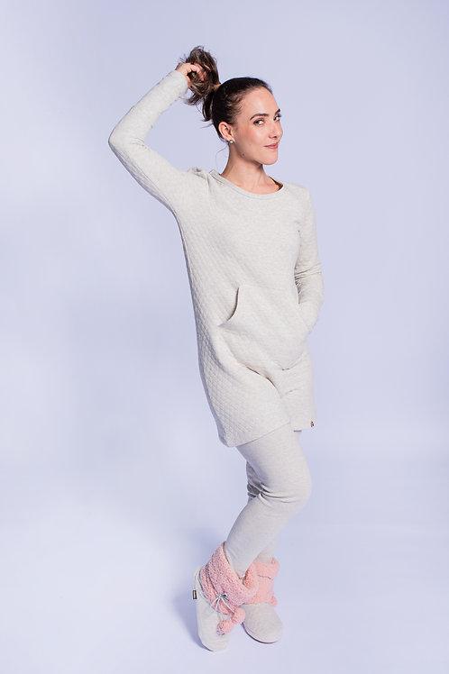 Pijama Veste Leggin Matelassê