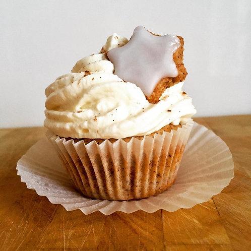 6 Cinnamon Muffins