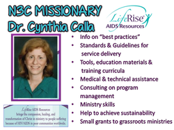 Dr. Cynthia Calla
