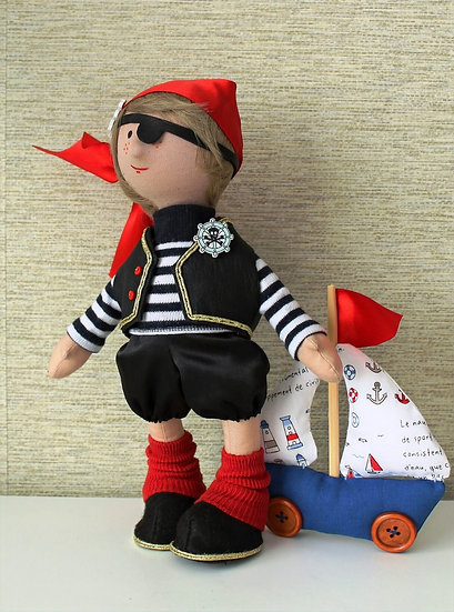 Маленький пират