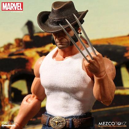 Mezco one:12 Marvel Universe 1/12 Logan