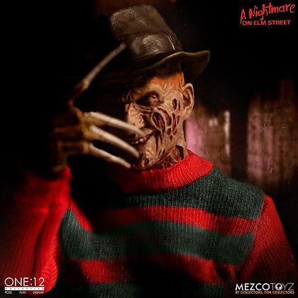 Mezco One:12 A Nightmare on Elm Street Freddy Krueger