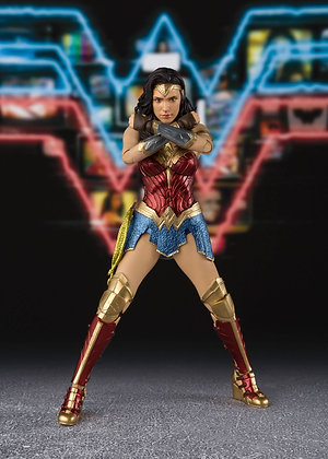 *Pre order* S.H.Figuarts Wonder Woman 1984