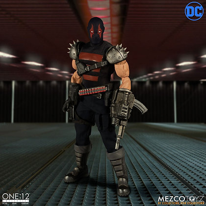 *Pre-order* Mezco One:12 Collective KGBeast