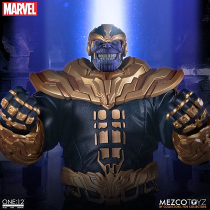 *Pre order* Mezco One:12 Collective Marvel Thanos