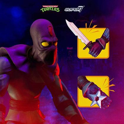 Super7 TMNT Ultimates Action Figure Foot Soldier