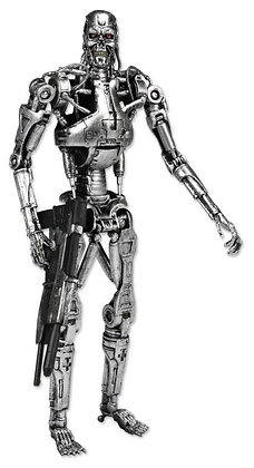 NECA T-800 Endoskeleton
