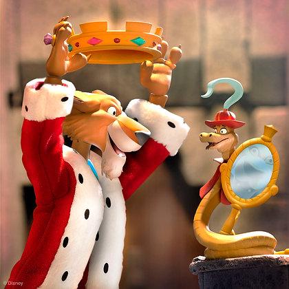 *Pre order* Super7 Disney Ultimates Prince John & Sir Hiss