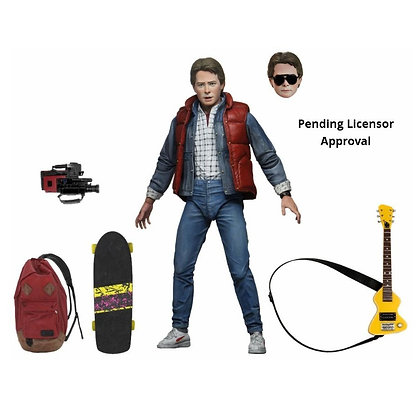 *Pre order* NECA Back to the Future Ultimate Marty McFly