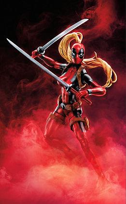 Marvel Legends Lady Deadpool (Sauron BAF)