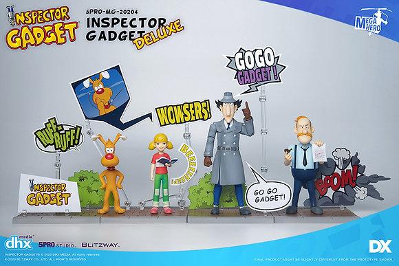*Pre order* Blitzway & 5Pro Studios Inspector Gadget Deluxe Set