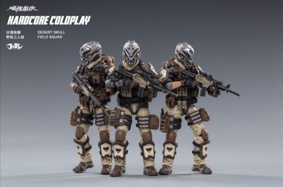 Joy Toy Skeleton Forces Perish Company (1/18 Scale)