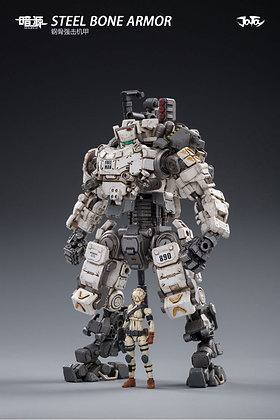 Joy Toy Steel Bone Arctic Assault Mecha (1/24 Scale)