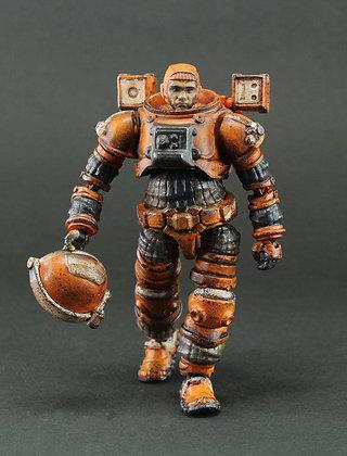 Toynami Acid Rain 1/18 Space Prisoner