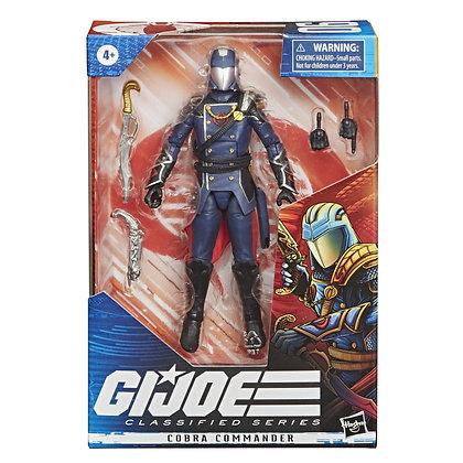 *Pre order* G.I Joe Classified Series Cobra Commander