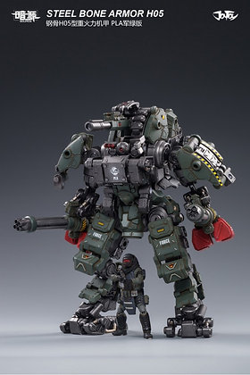 Joy Toy Steel Bone H05 Heavy Firepower Mecha (1/24 Scale)