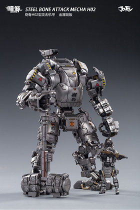 Joy Toy Steel Bone H02 Heavy Metal Mecha (1/24 Scale)