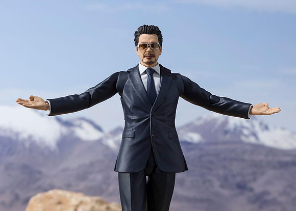 *Pre-order* Iron Man S.H. Figuarts Tony Stark (Birth of Iron Man)
